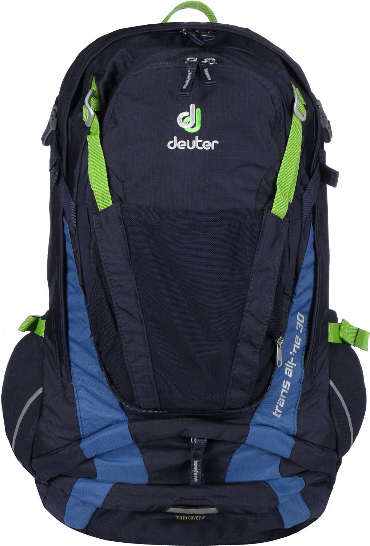 0e8f852a14 Deuter Trans Alpine 30 Backpack blue at Addnature.co.uk